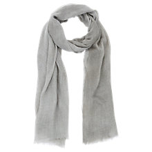 Buy Mint Velvet Washed Scarf Online at johnlewis.com