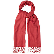 Buy White Stuff Ladder Stitch Scarf Online at johnlewis.com