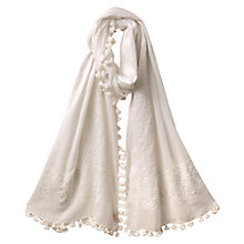 Buy East Hand Embroidered Scarf Online at johnlewis.com