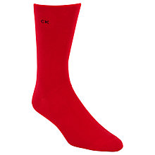 Buy Calvin Klein Colour Block Socks, One Size Online at johnlewis.com