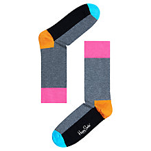 Buy Happy Socks Five Colour Socks, One Size Online at johnlewis.com