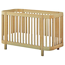 Buy Kub Mix and Match Dreema Cot, Natural Online at johnlewis.com