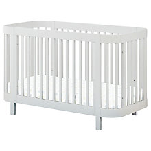 Buy Kub Mix and Match Dreema Cot, White Online at johnlewis.com