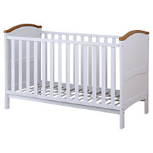 Buy Kub Mix and Match Nativa Cotbed, White Online at johnlewis.com