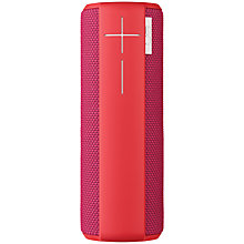 Buy 2 x Ultimate Ears Boom Bluetooth NFC Portable Speaker, Pink (saving £70) Online at johnlewis.com