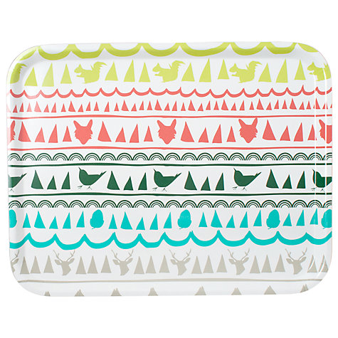 Buy Bliss In The Woods Large Animal Tray Online at johnlewis.com