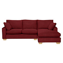 Buy John Lewis Ashton RHF Chaise End Sofa Online at johnlewis.com