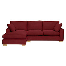 Buy John Lewis Ashton LHF Chaise End Sofa Online at johnlewis.com