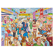 Buy Ravensburger The Department Store Jigsaw Puzzle, 1000 Piece Online at johnlewis.com
