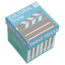 Buy Talking Tables Cultural Trivia Game Online at johnlewis.com