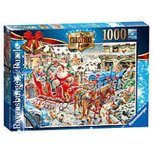 Buy The Christmas Farm Jigsaw Puzzle, 1000 Pieces Online at johnlewis.com
