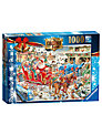 The Christmas Farm Jigsaw Puzzle, 1000 Pieces