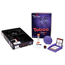 Buy Hasbro Taboo Online at johnlewis.com
