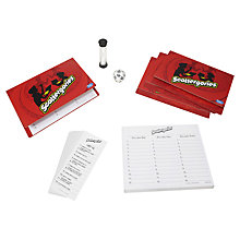 Buy Hasbro Scattergories Online at johnlewis.com