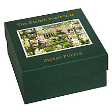 Buy Cranham Roses On A Trellis 500 Piece Jigsaw Online at johnlewis.com