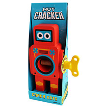 Buy Suck UK Robot Nutcracker, Red Online at johnlewis.com