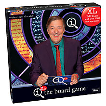 Buy Paul Lamond Games QI XL Board Game Online at johnlewis.com