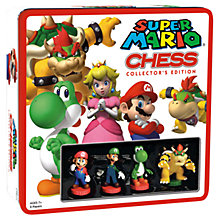 Buy Esdevium Mario Chess Collectors Edition Online at johnlewis.com