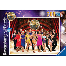 Buy Strictly Come Dancing Jigsaw Puzzle, 500 Pieces Online at johnlewis.com
