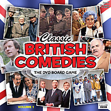 Buy The Classic British Comedies DVD Board Game Online at johnlewis.com