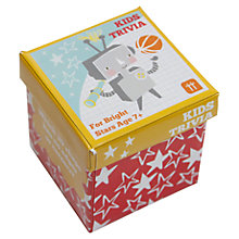 Buy Talking Tables Bright Star 7+ Trivia Game Online at johnlewis.com