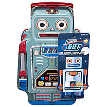 Buy Suck UK Robot Lunch Box Online at johnlewis.com