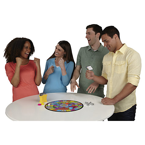 Buy Hasbro Trivial Pursuit Party Online at johnlewis.com