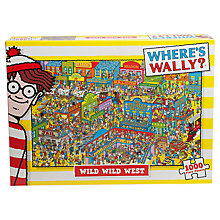 Buy Where's Wally? Wild West Jigsaw Puzzle Online at johnlewis.com