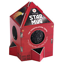 Buy Ginger Fox Heat-Changing Star Mug Online at johnlewis.com