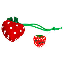 Buy Fizz Strawberry Pack-a-bag Online at johnlewis.com