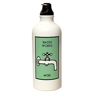 Monopoly Water Bottle, 600ml