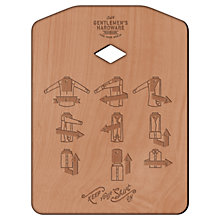 Buy Gentlemen's Hardware Shirt Folder Online at johnlewis.com