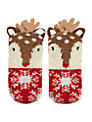 Aroma Home Knitted Deer Shoe Fresheners, Set of 3