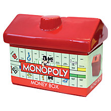 Buy Monopoly Money Box Online at johnlewis.com