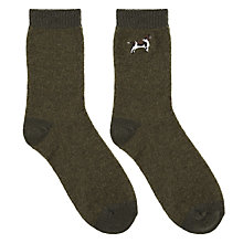 Buy Aroma Home Knitted Dog Socks, One Size, Green Online at johnlewis.com