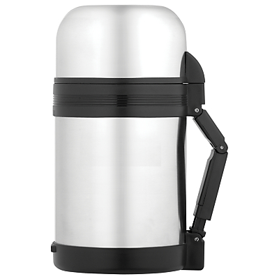 John Lewis Food and Drink Flask, 0.8L