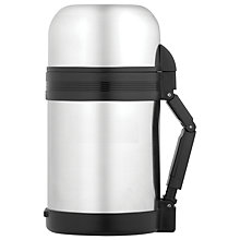 Buy John Lewis Food and Drink Flask, 0.8L Online at johnlewis.com