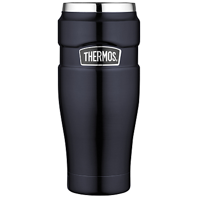 Thermos Leakproof Travel Beaker, 0.47L, Black