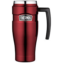 Buy Thermos Leakproof Travel Flask, 0.47L Online at johnlewis.com