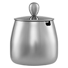 Buy John Lewis Stainless Steel Sugar Bowl Online at johnlewis.com