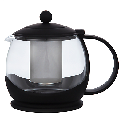 John Lewis Teapot with Infuser, 0.7L