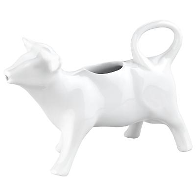 Pillivuyt Porcelain Cow Creamer
