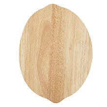Buy John Lewis Lime Chopping Board Online at johnlewis.com