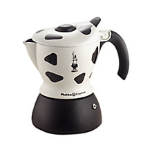 Buy Bialetti Mukka Maculata Cappuccino Maker, 2 Cups Online at johnlewis.com