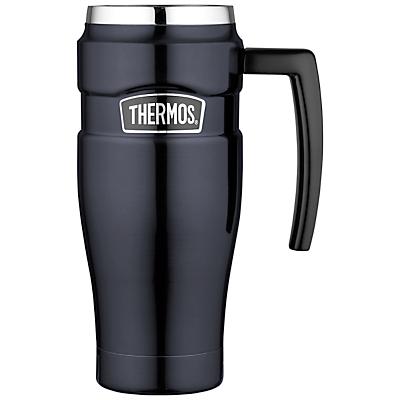 Thermos Travel Mug, Black