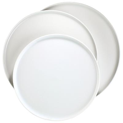 Pillivuyt Round Platter, White, Dia.30cm