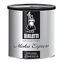Buy Bialetti Coffee, 250g Online at johnlewis.com