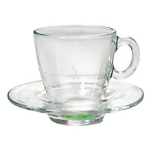 Buy Bialetti Cappuccino Cup and Saucer Online at johnlewis.com