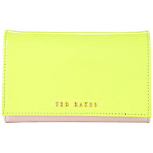 Buy Ted Baker Kinny Leather Across Body Purse Online at johnlewis.com