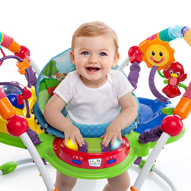 Baby Einstein Friends Activity Jumper At John Lewis